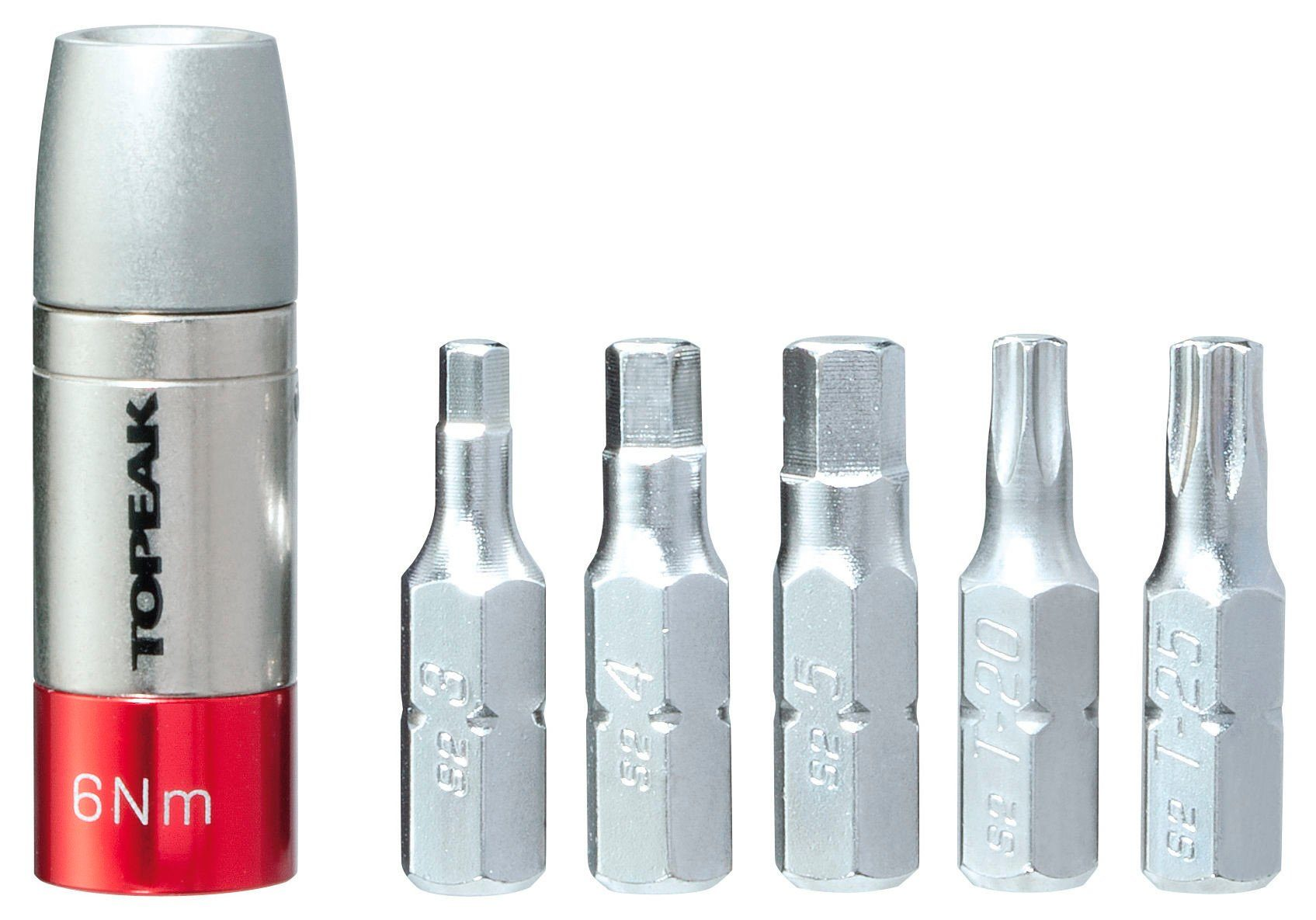 Topeak Werkzeug & Montage »Nano TorqBox 6 Drehmomenthülse«
