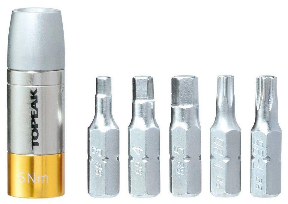 Topeak Werkzeug & Montage »Nano TorqBox 5 Drehmomenthülse«