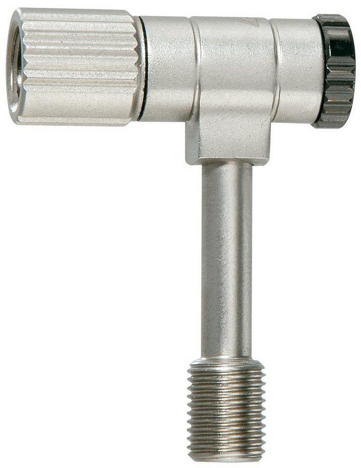 Topeak Ersatzschlauch »Pressure-Rite Shock Adapter«