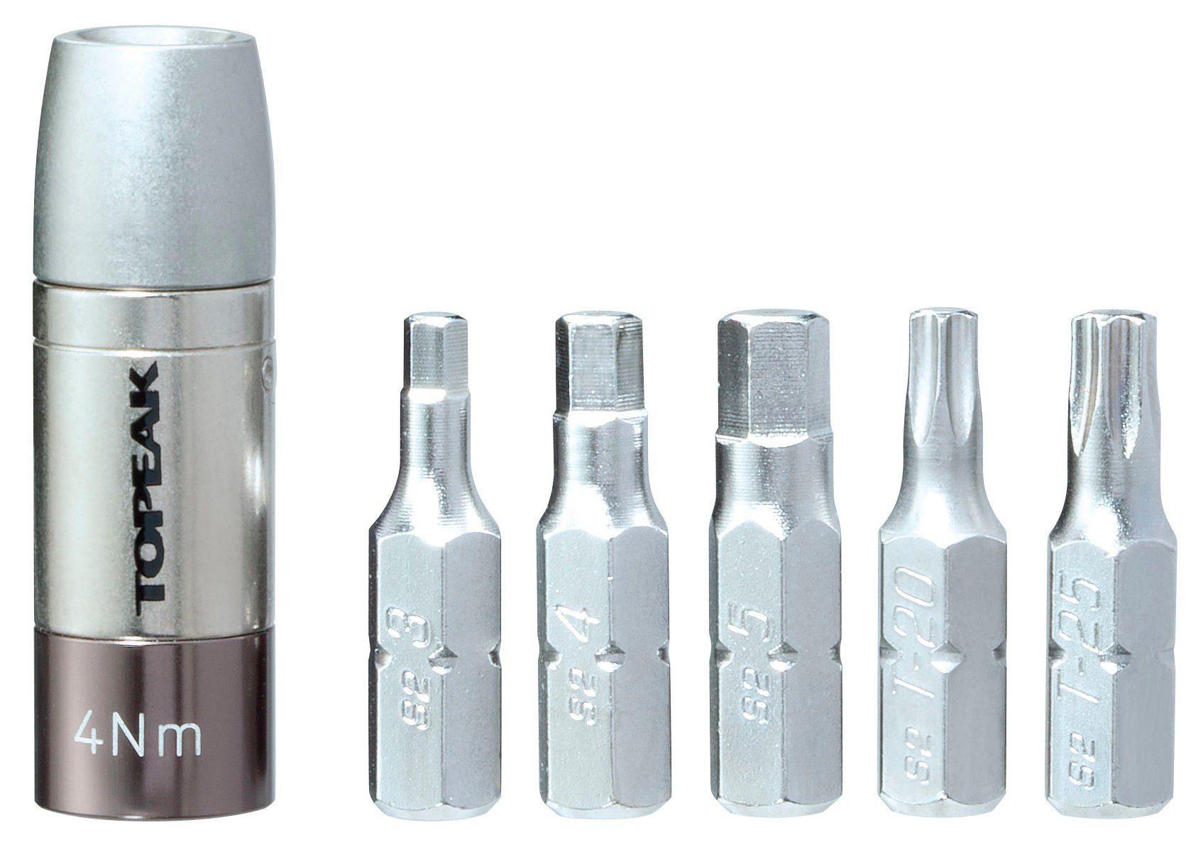 Topeak Werkzeug & Montage »Topeak Nano TorqBox 4 Drehmomenthülse«