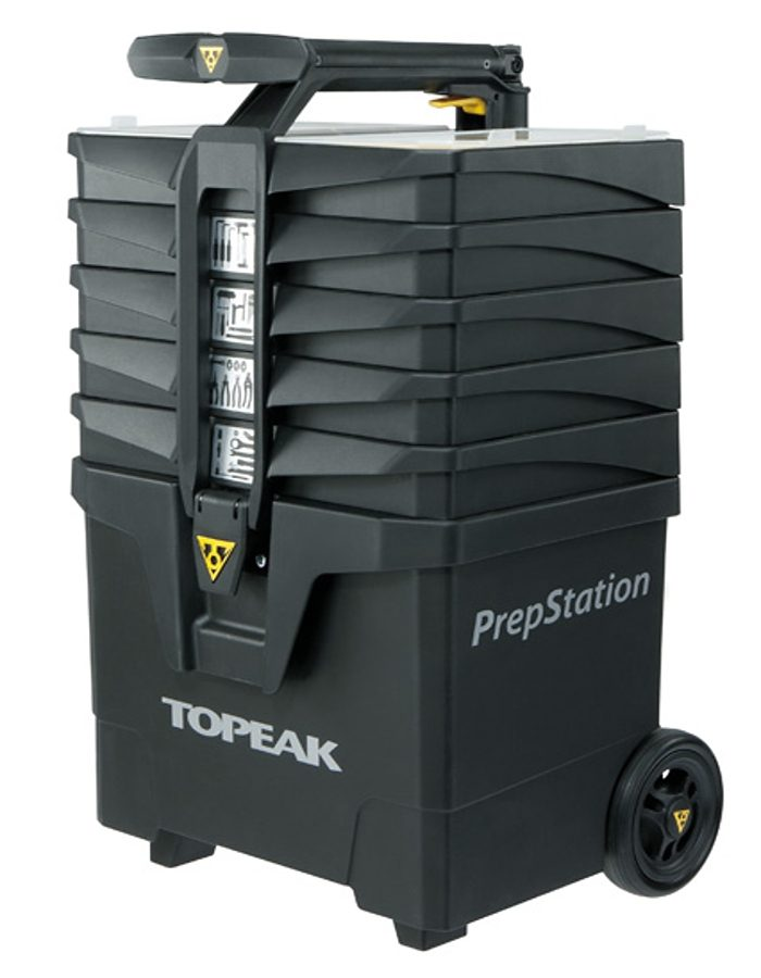 Topeak Werkzeug & Montage »PrepStation ohne Werkzeuge«