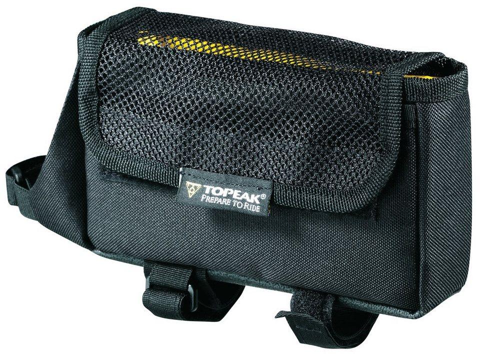 Topeak Gepäckträgertasche »TriBag Large Rahmentasche«
