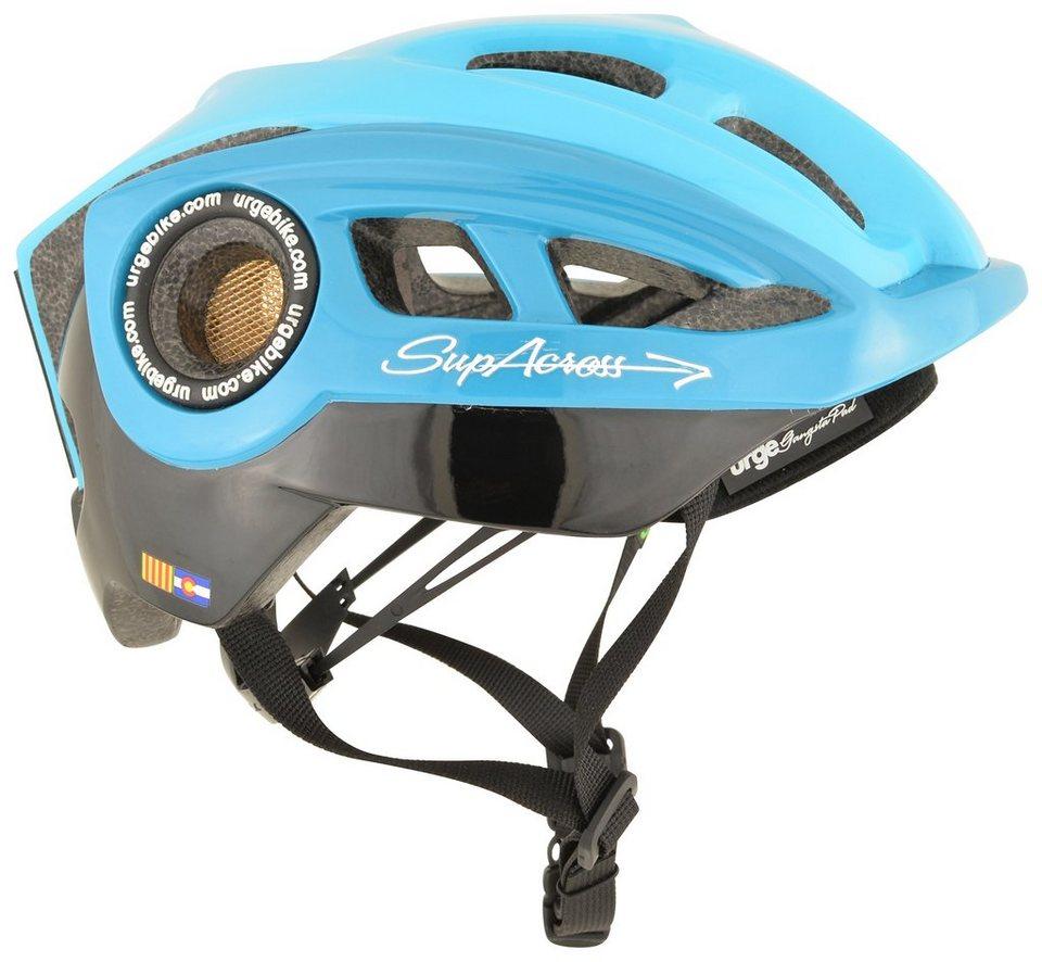Urge Fahrradhelm »Supacross Helmet« in türkis