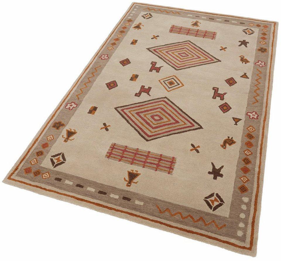 Teppich, Home affaire Collection, »Cuenca«, handgetuftet