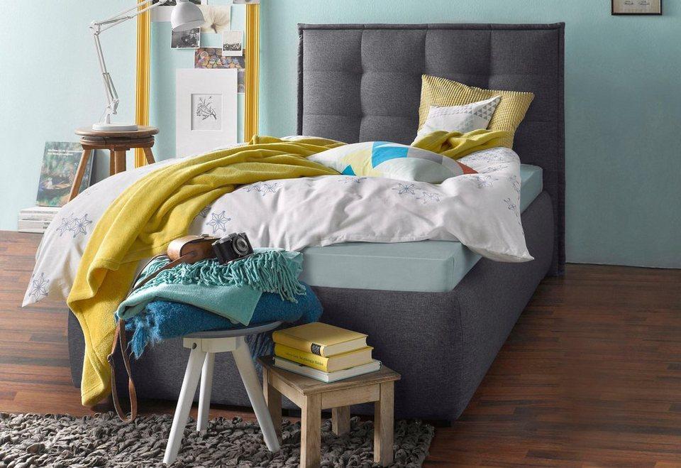 polsterbett mit bettkasten kaufen » top beratung & aufbauservice| otto, Hause deko