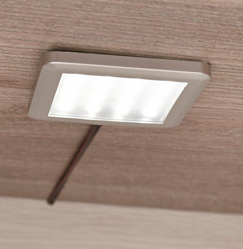 set one by Musterring LED-Nischenbeleuchtung für den Nachttisch »Oakland« Typ 69