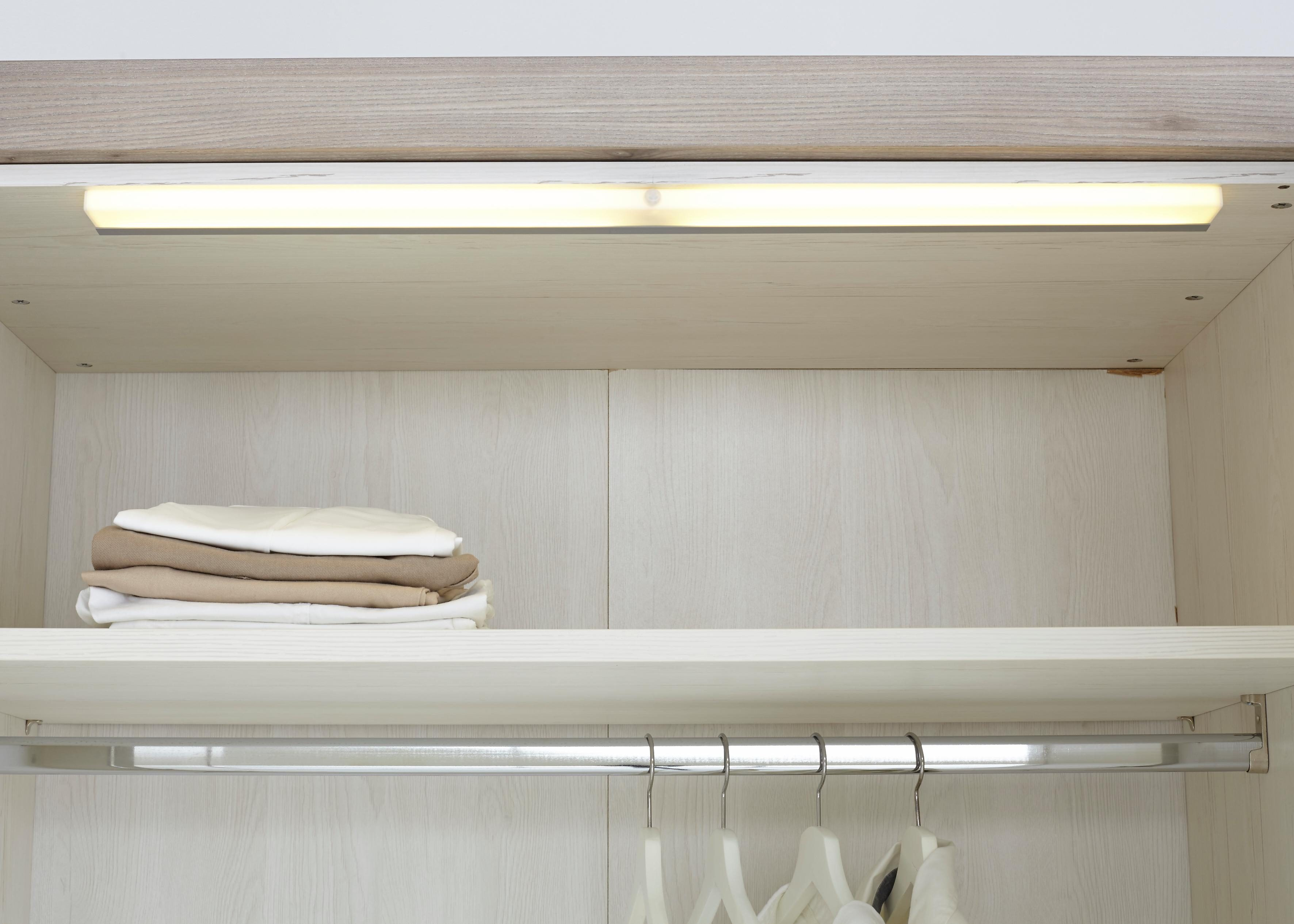 set one by Musterring Sensor LED-Schrankinnenraumbeleuchtung passend zum Kleiderschrank »Oakland«