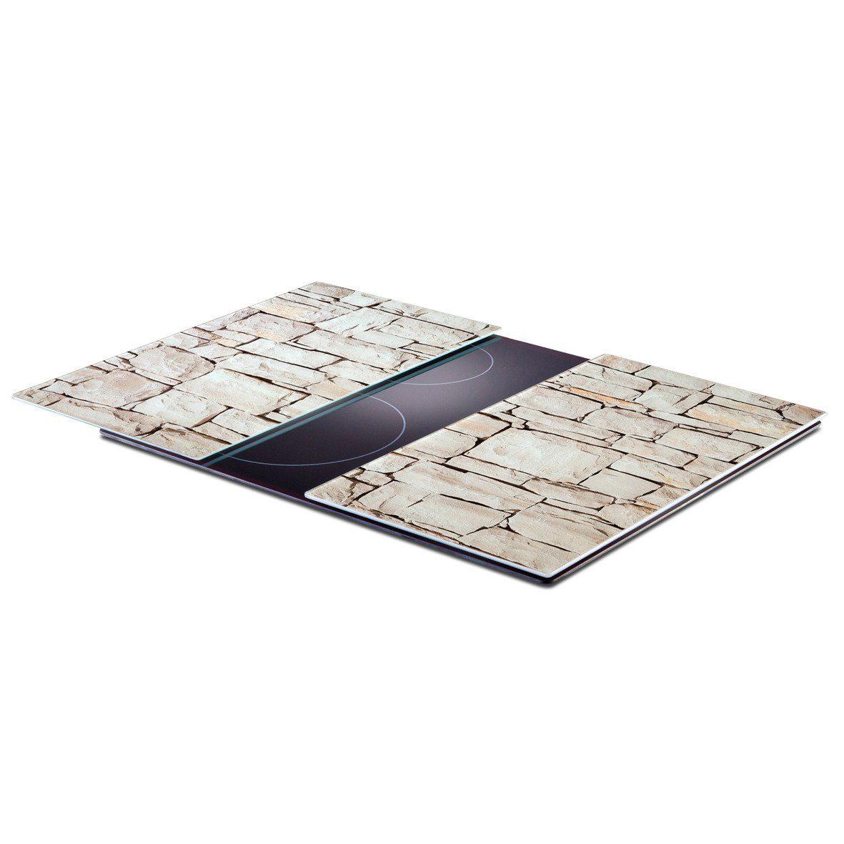 Herdabdeckplatten »Stone«, 2er-Set