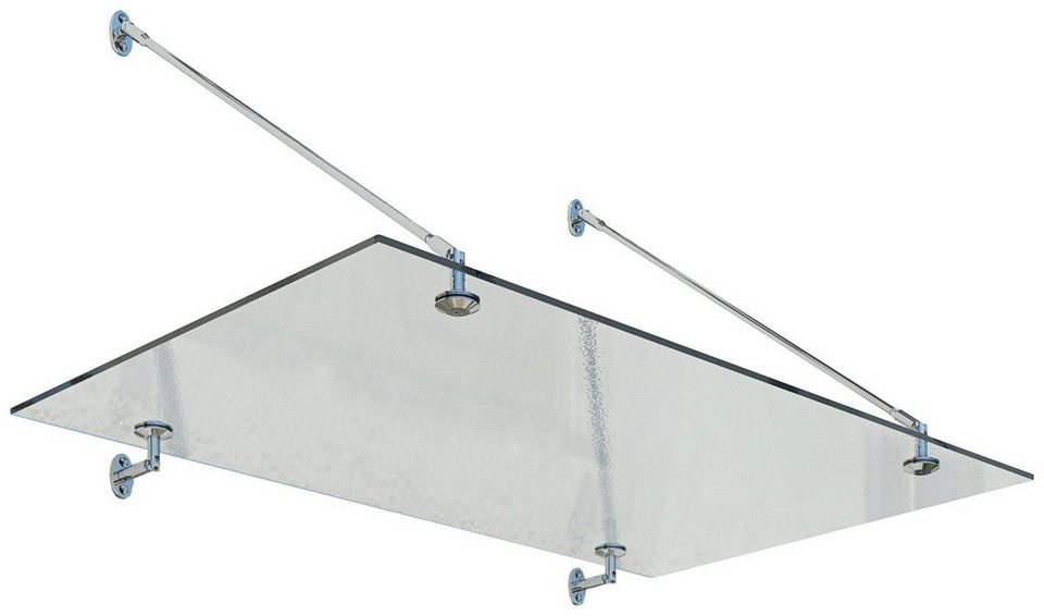 Vordach »Taurus 1400« in weiß