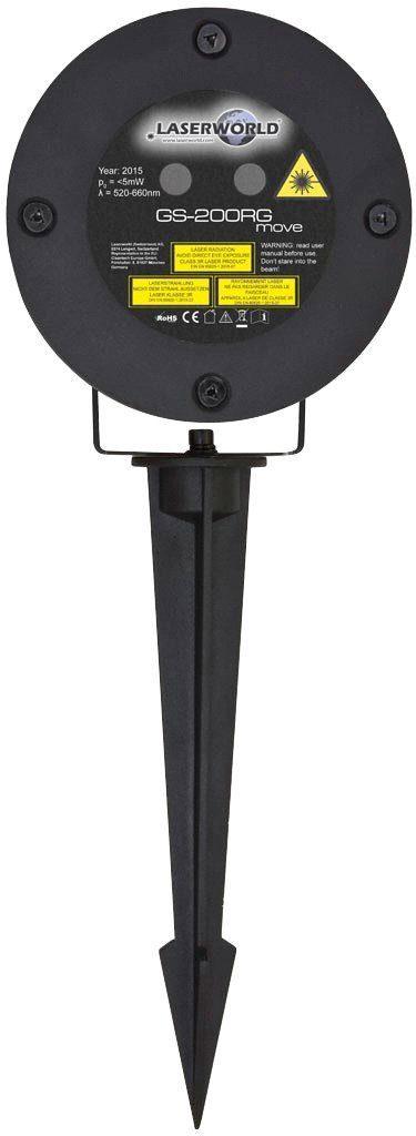 Laser-Lichteffekt »GS-200RG move«