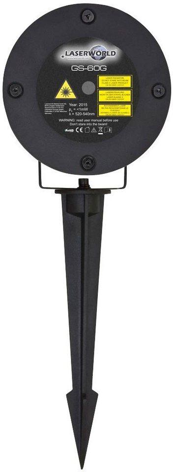 Laser-Lichteffekt »GS-60G«