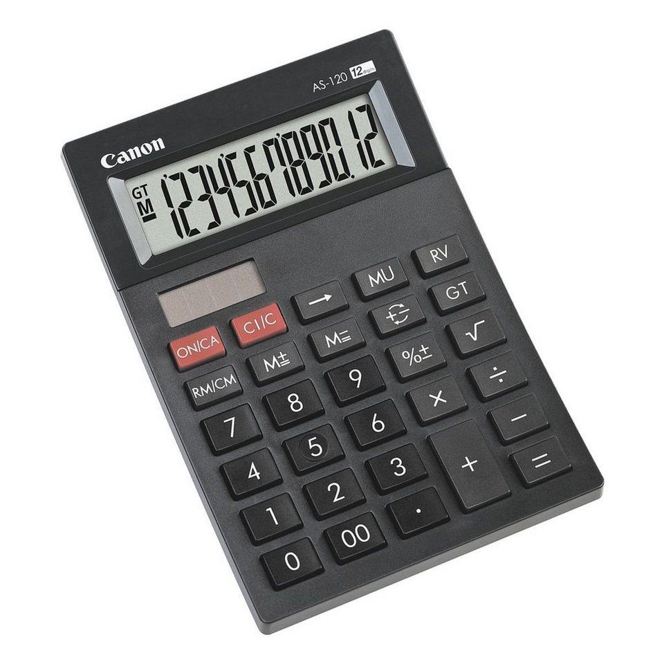 Canon Tischrechner »AS-120«