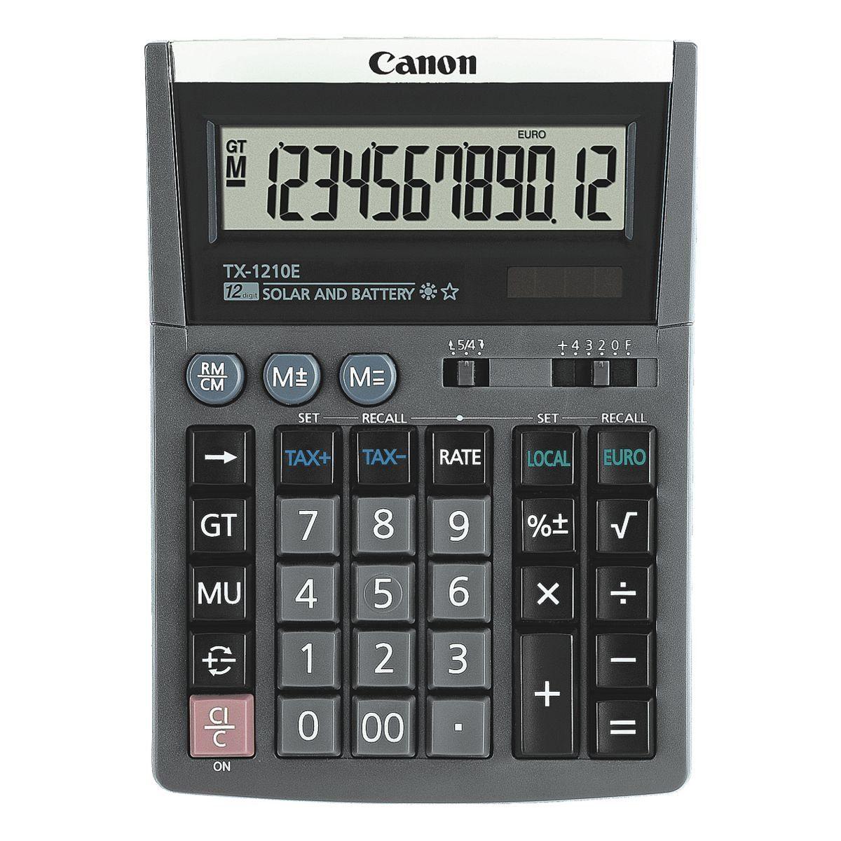 Canon Taschenrechner »TX-1210 E«