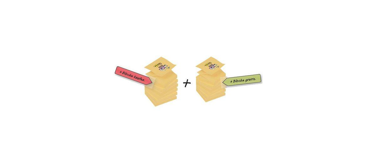 Post-it Super Sticky Haftnotizen »Z-Notes«