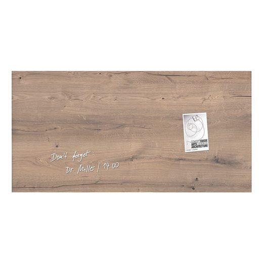 Sigel Glas-Magnettafel GL258 »Artverum Natural Wood«