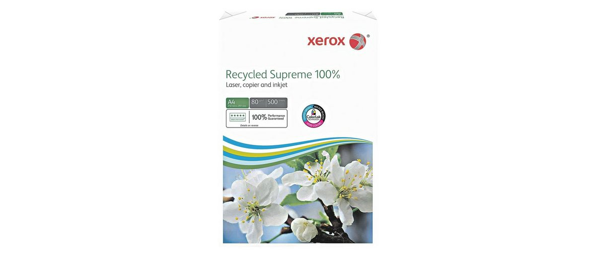 Xerox Multifunktionales Druckerpapier »Recycled Supreme 100%...