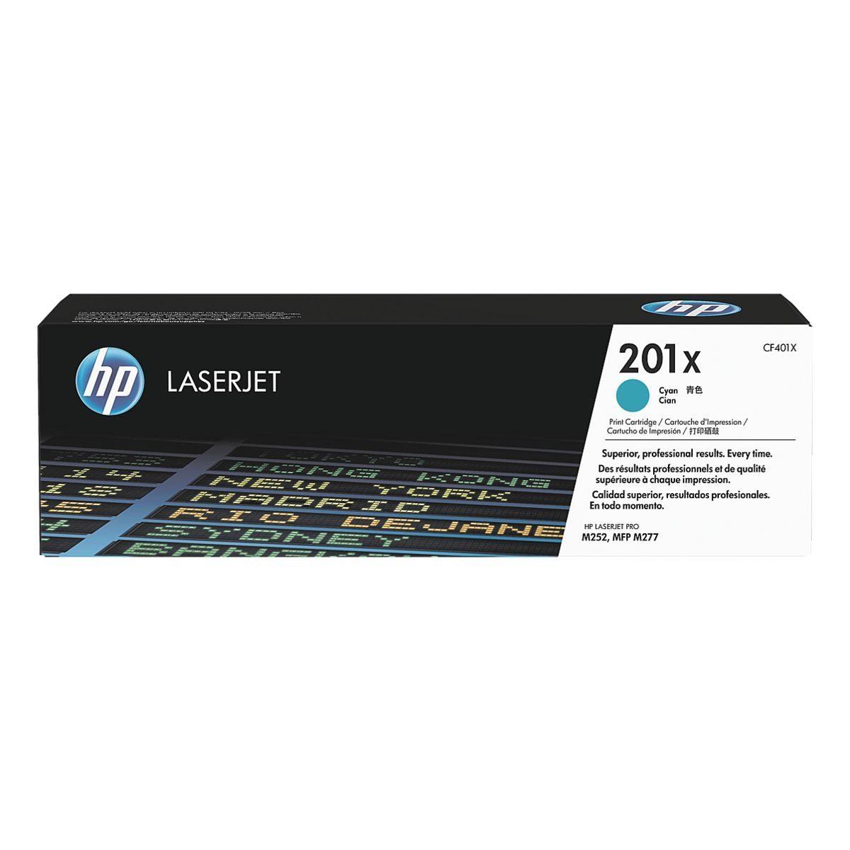 HP Druckkassette HP 201X »HP CF401X«