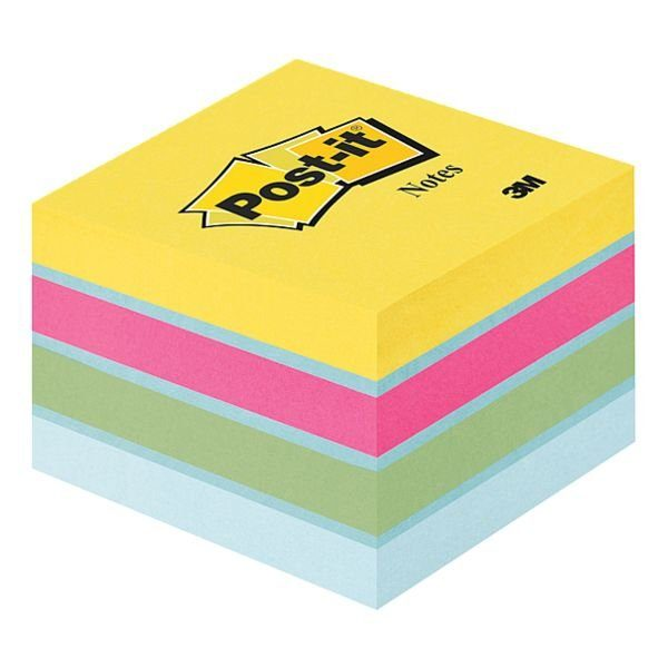 Post-it Notes Haftnotizwürfel »Mini«