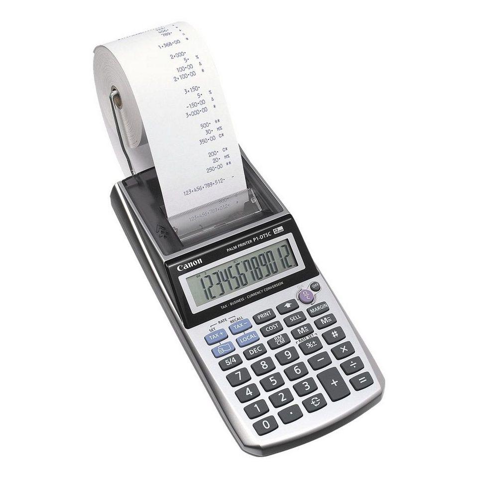 Canon Druckender Tischrechner »P1-DTSC«