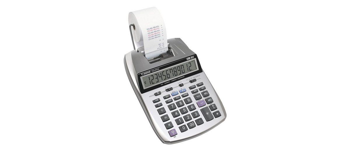 Canon Druckender Tischrechner »P23-DTSC«