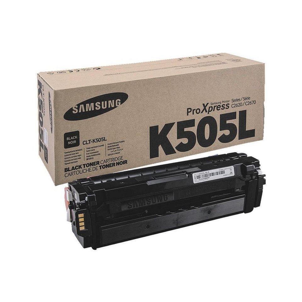 Samsung Toner »CLT-K505L/ELS«