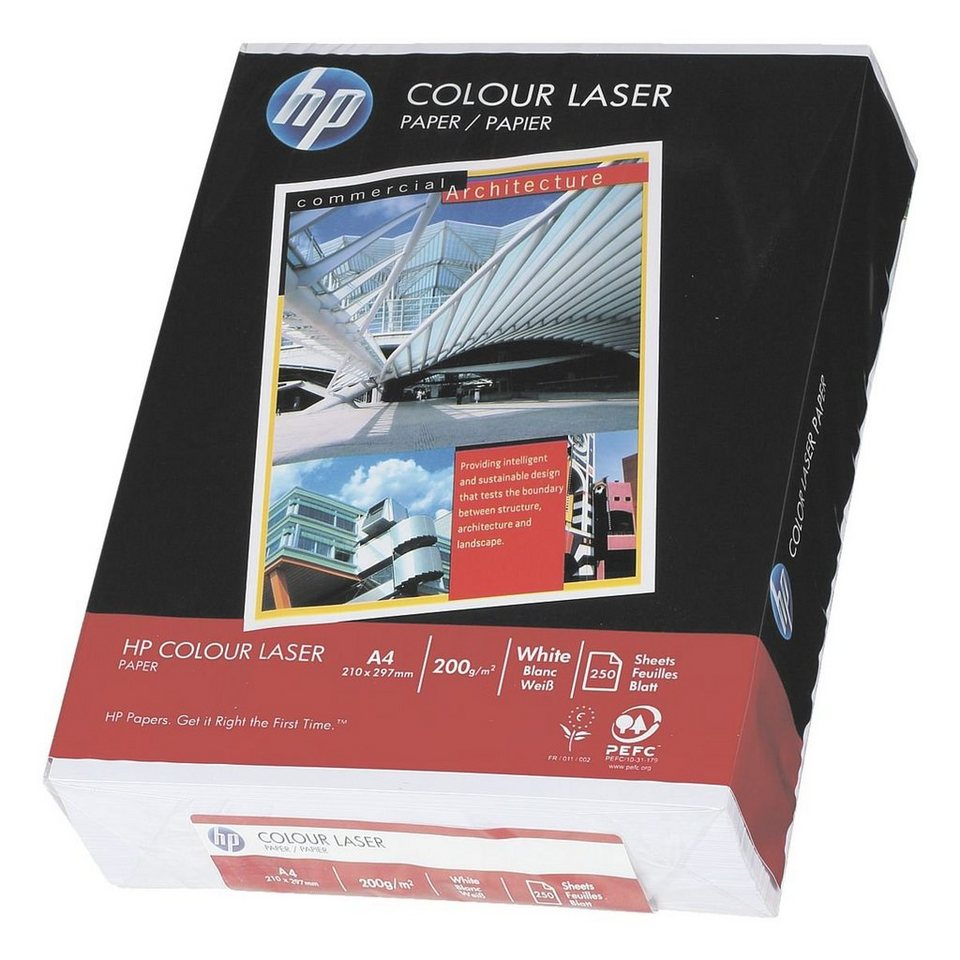 HP Farblaserpapier »Colour Laser«