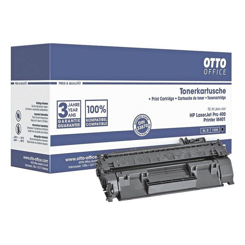 OTTO Office Standard Tonerpatrone ersetzt HP »CF280A« Nr. 80A