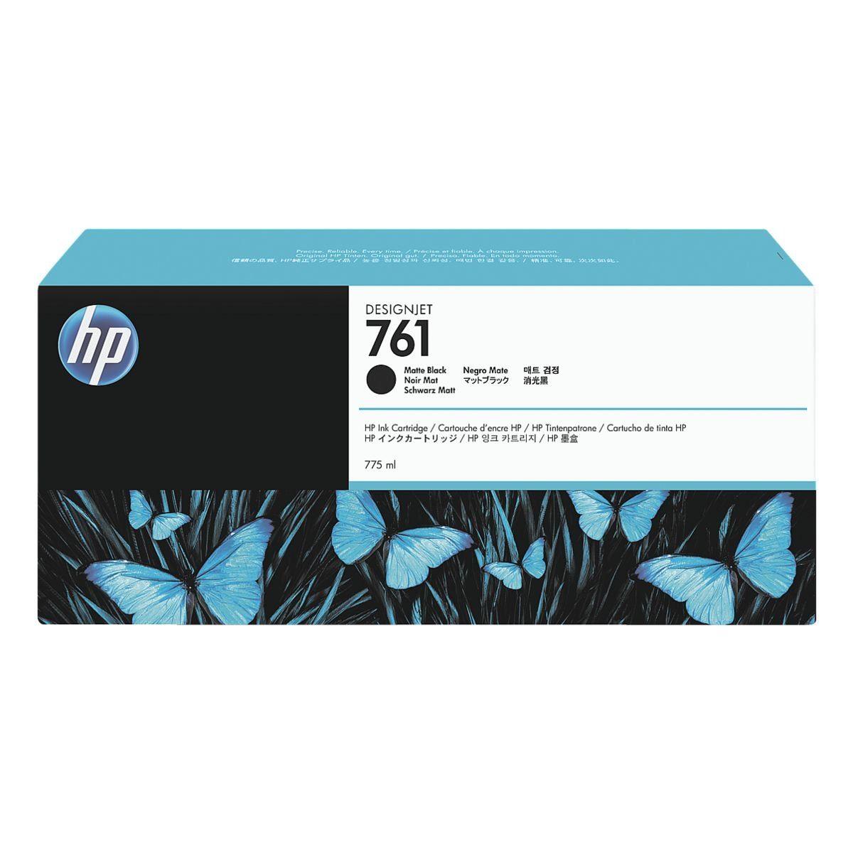 HP Tintenpatrone Designjet »CM997A« HP 761