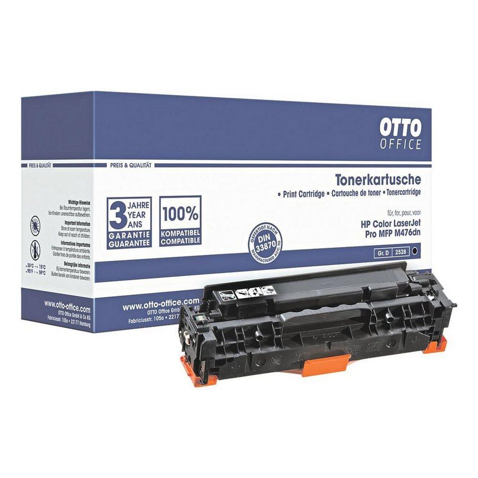 OTTO Office Standard Tonerpatrone ersetzt HP »CF380A« HP 312A