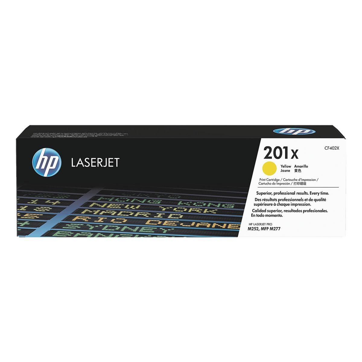 HP Druckkassette »HP CF402X« HP 201X