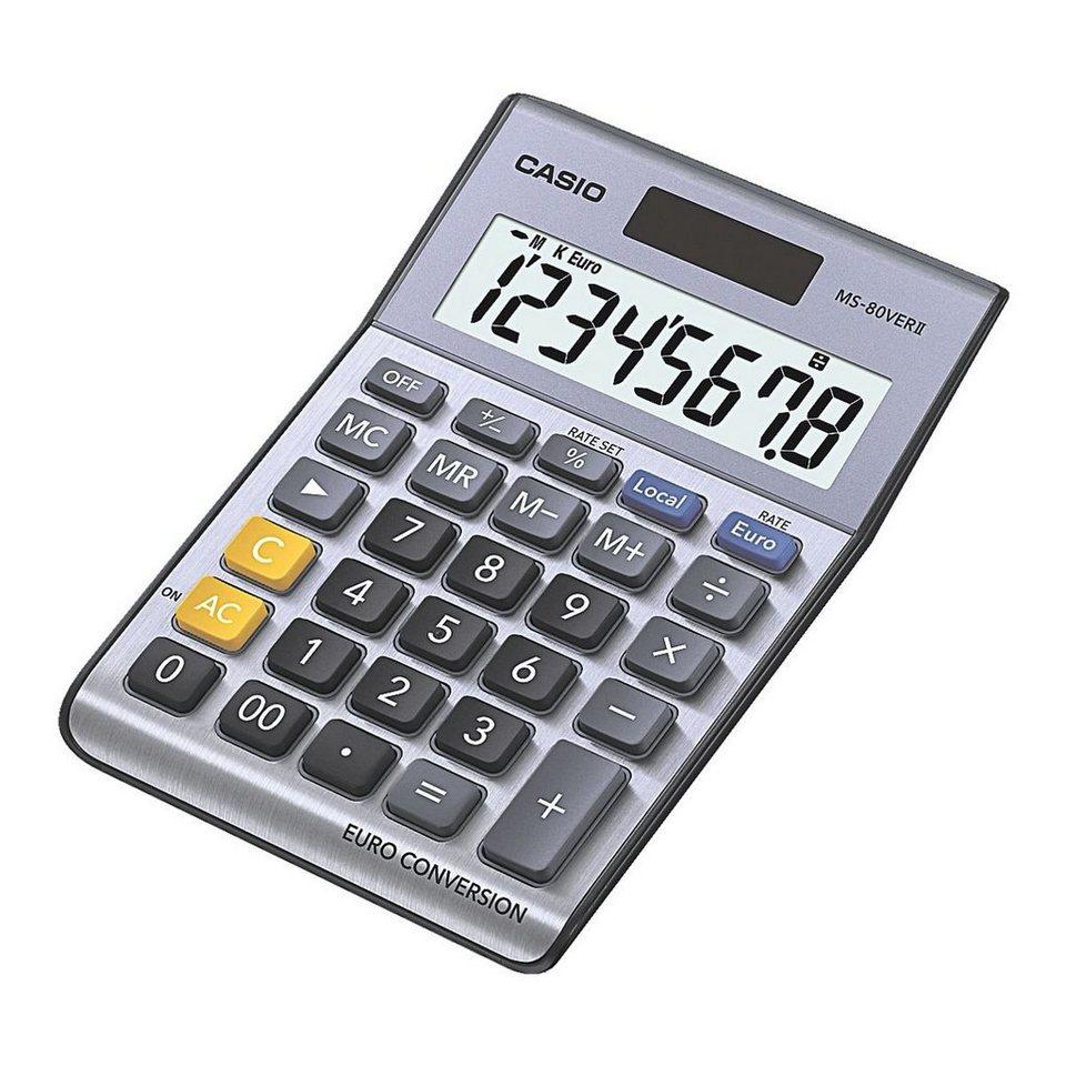 CASIO Tischrechner »MS-80VERII«