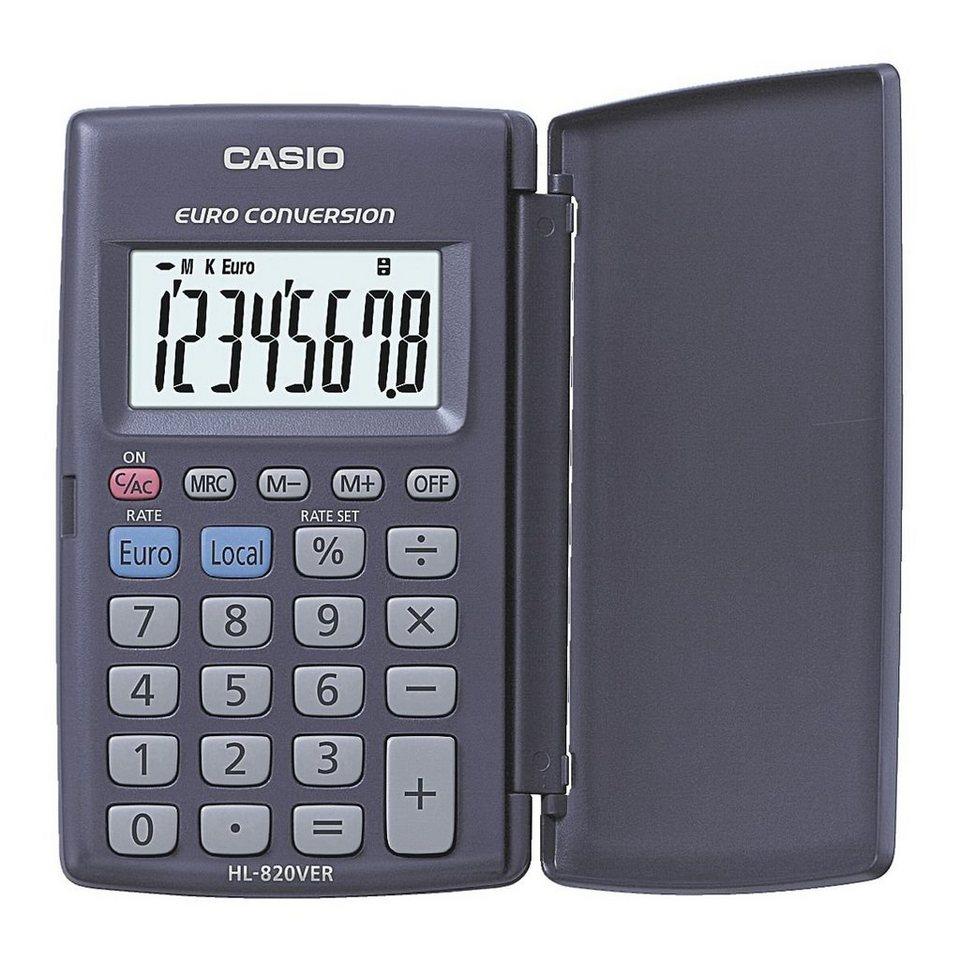 CASIO Taschenrechner »HL-820VER«