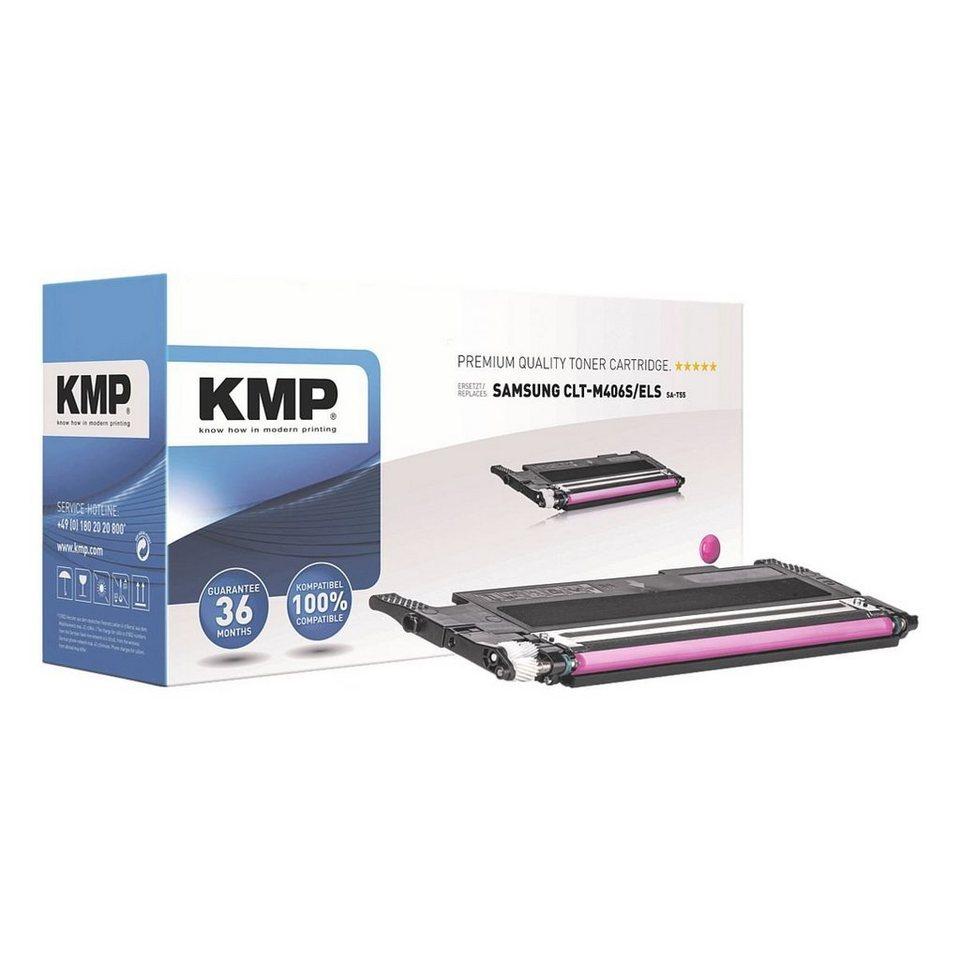 KMP Toner ersetzt Samsung »CLT-M406S/ELS« K406S M in magenta
