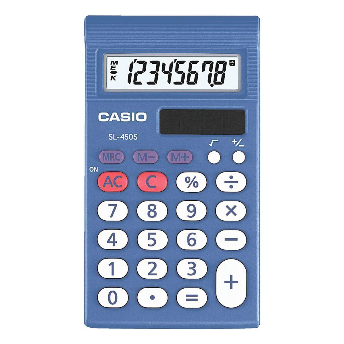CASIO Taschenrechner »SL-450S«