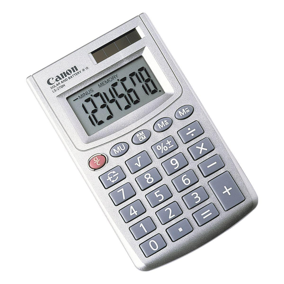 Canon Taschenrechner »LS-270 H«