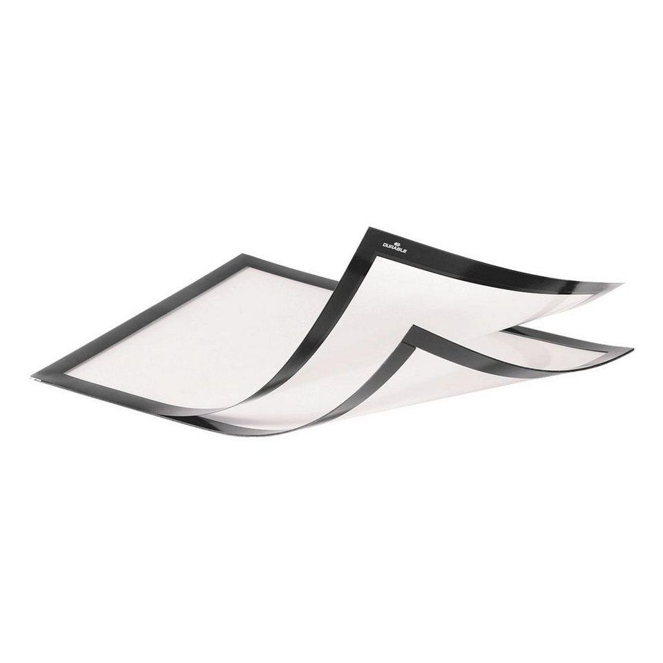 Durable Magnetischer Inforahmen »Duraframe Magnetic Plus« in schwarz