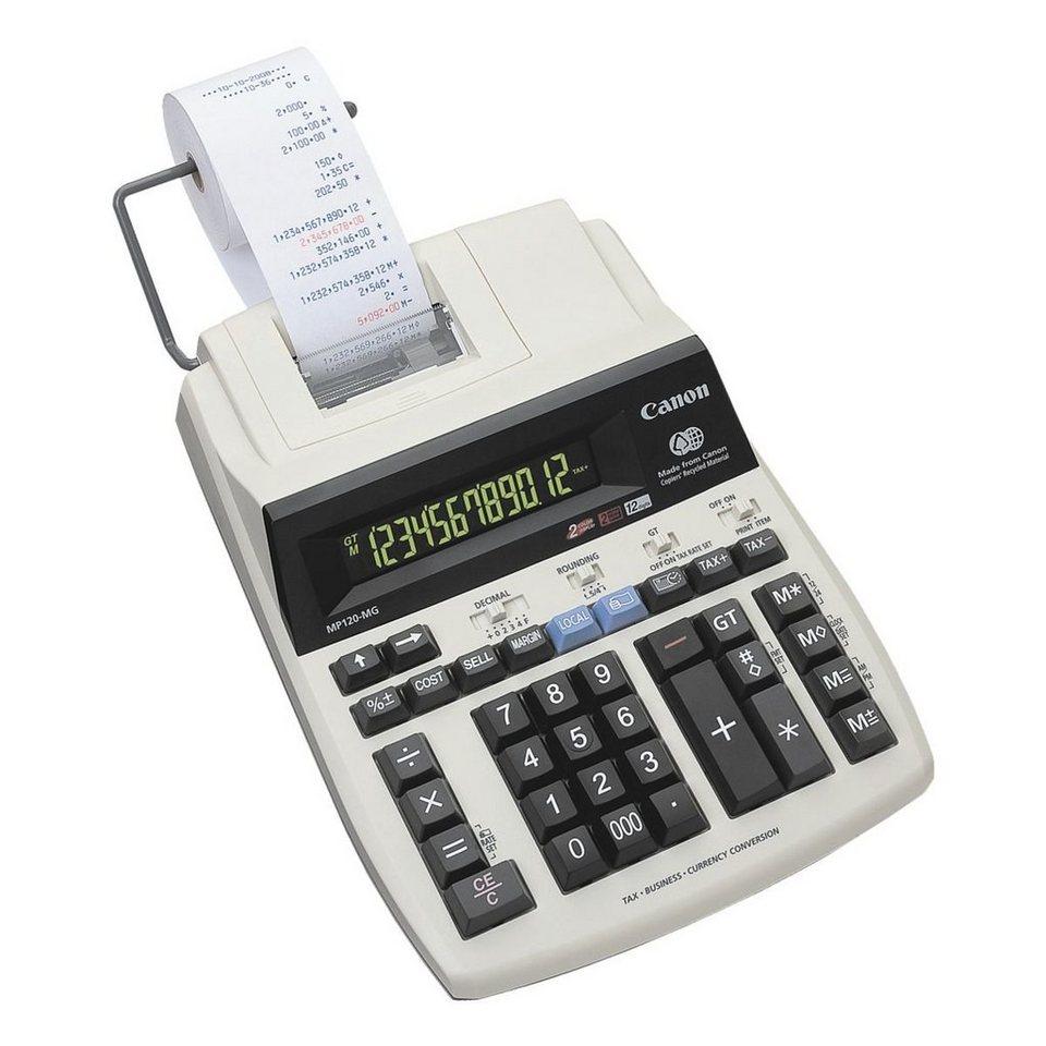 Canon Druckender Tischrechner »MP-120 MG«