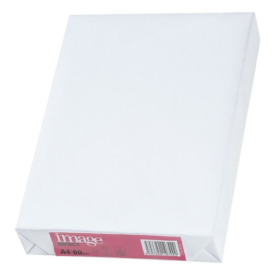 ANTALIS Multifunktionspapier »image IMPACT«