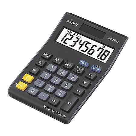 CASIO Tischrechner »MS-8VERII«