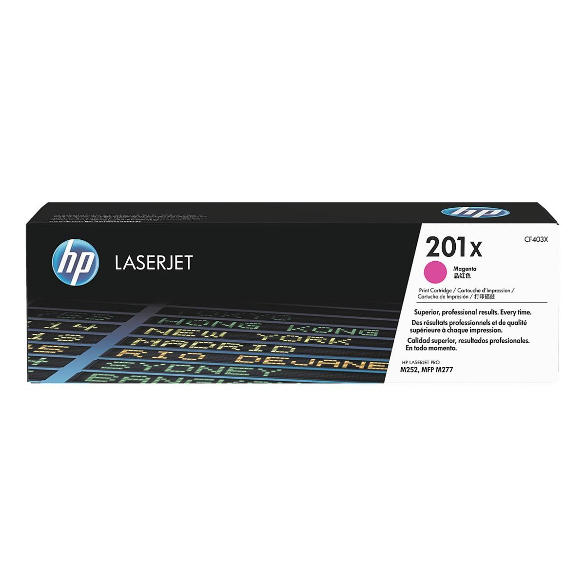 HP Druckkassette »HP CF403X« HP 201X
