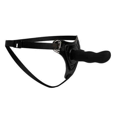 Lumunu Strap-on-Dildo »Deluxe Strap-On Dildo mit Harness (S-XXL)«