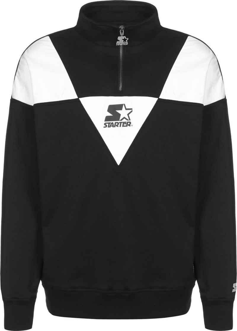 Starter Sweatshirt »Triangle Troyer«