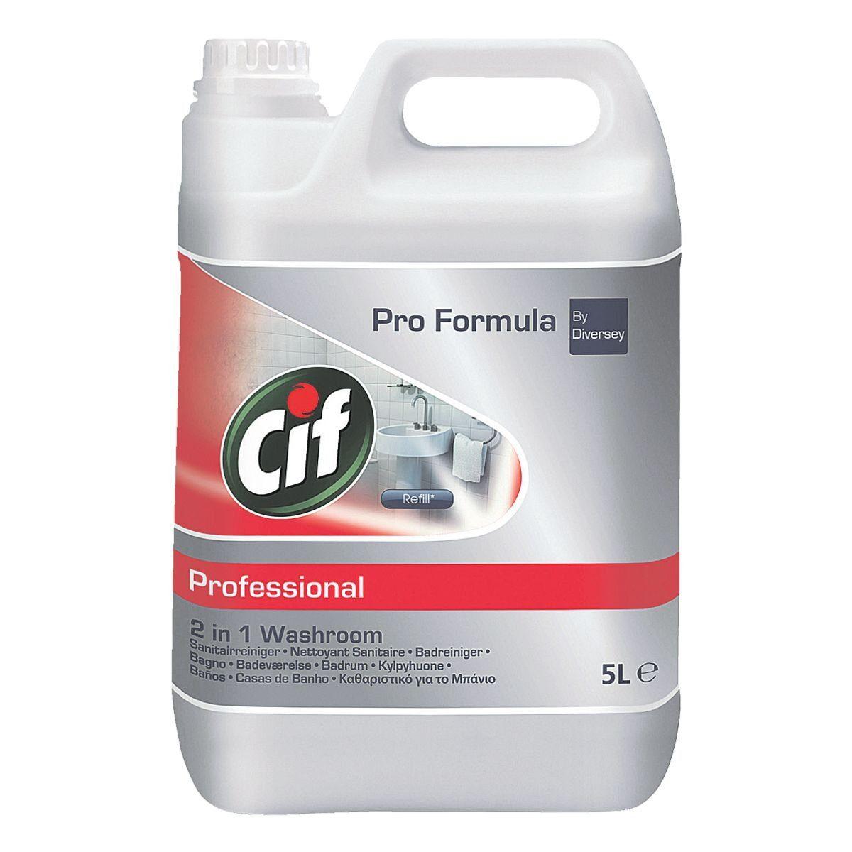 CIF Badreiniger »CIF 2in1«
