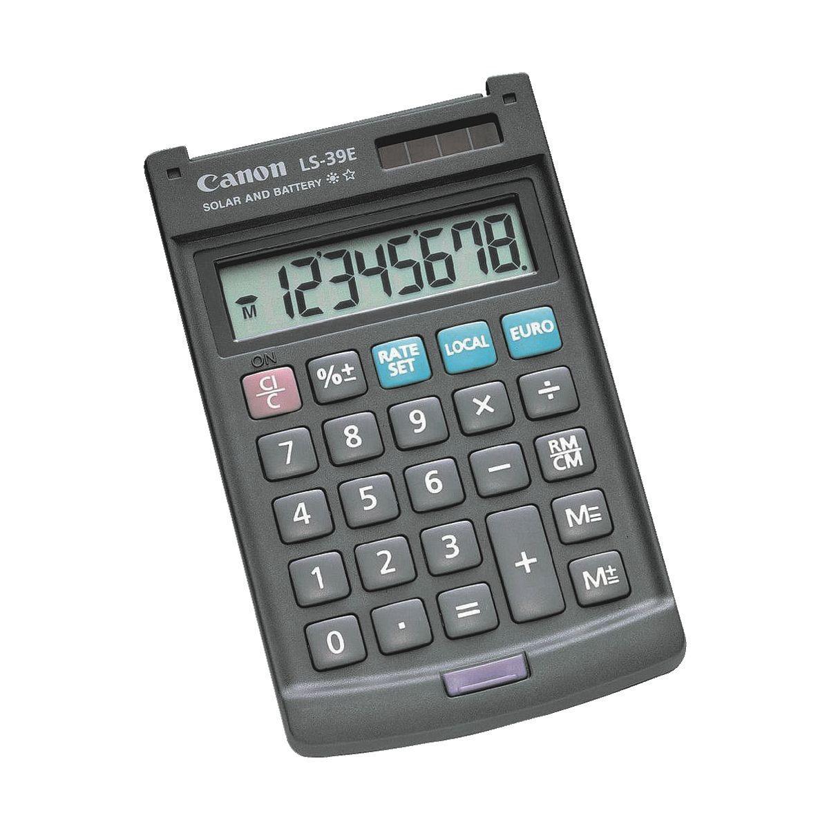 Canon Taschenrechner »LS-39 E«
