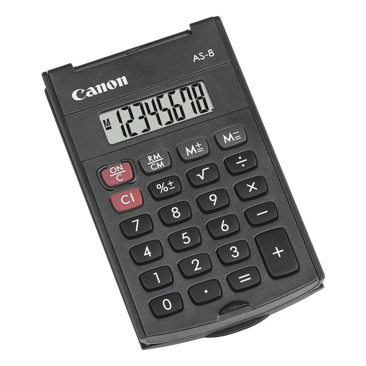Canon Taschenrechner »AS-8«