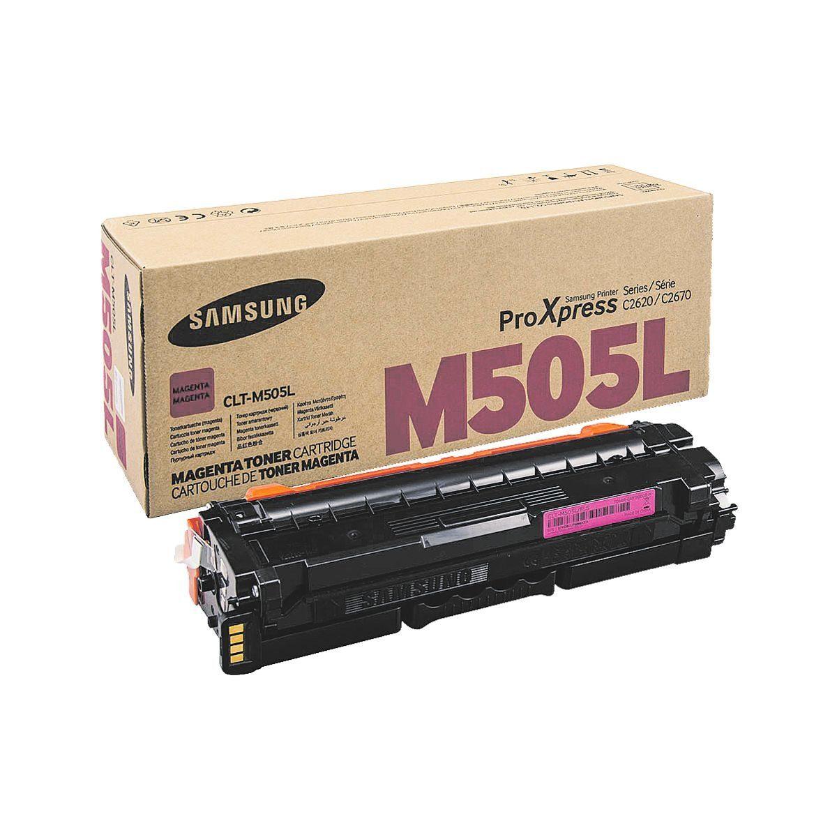 Samsung Toner »CLT-M505L/ELS«