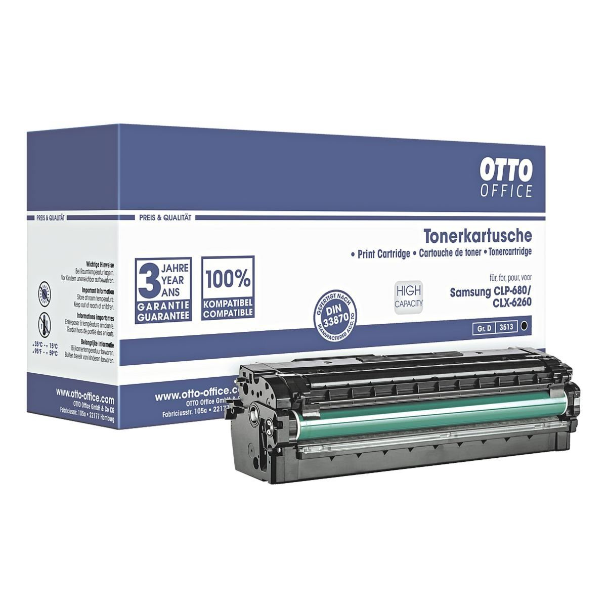 OTTO Office Standard Toner ersetzt Samsung »CLT-K506L«