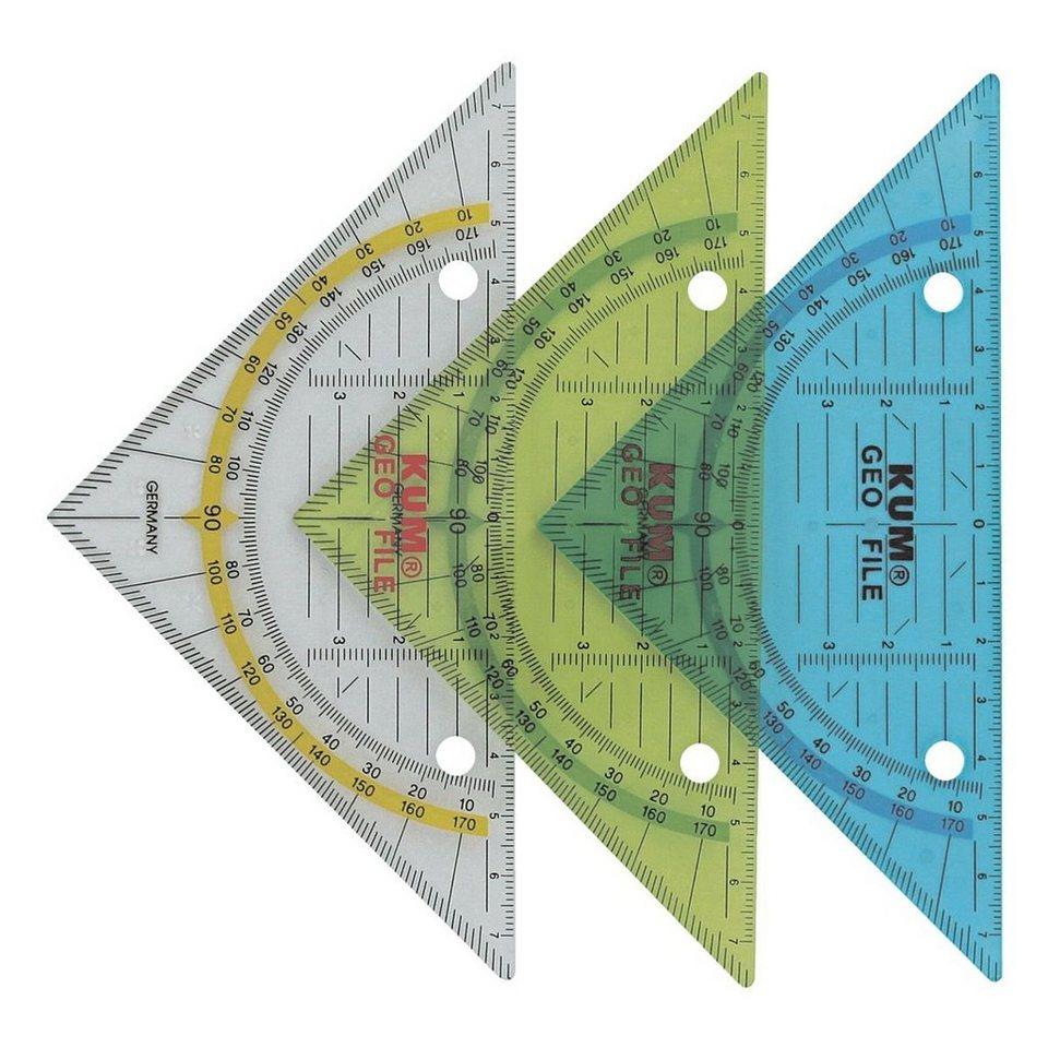 KUM Geometriedreieck