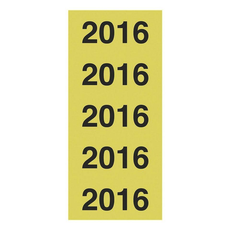 OTTO Office Standard Inhaltsschilder »Jahreszahlen 2016«