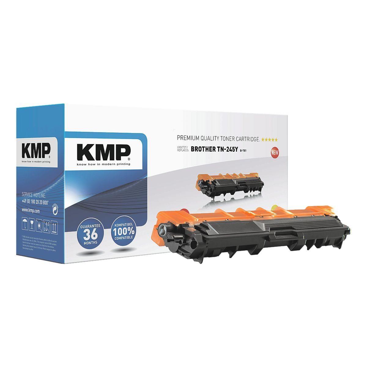KMP Toner ersetzt Brother »TN-245Y«